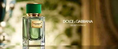 Launch of new fragrance Velvet Cypress