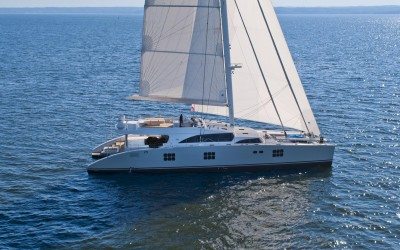 Sunreef 102 Sailing