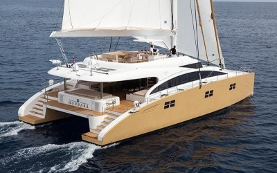 "Sunreef 82 DD ""HOUBARA"""