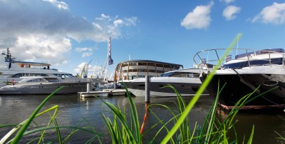 Amsterdam: Dutch Yachting Event