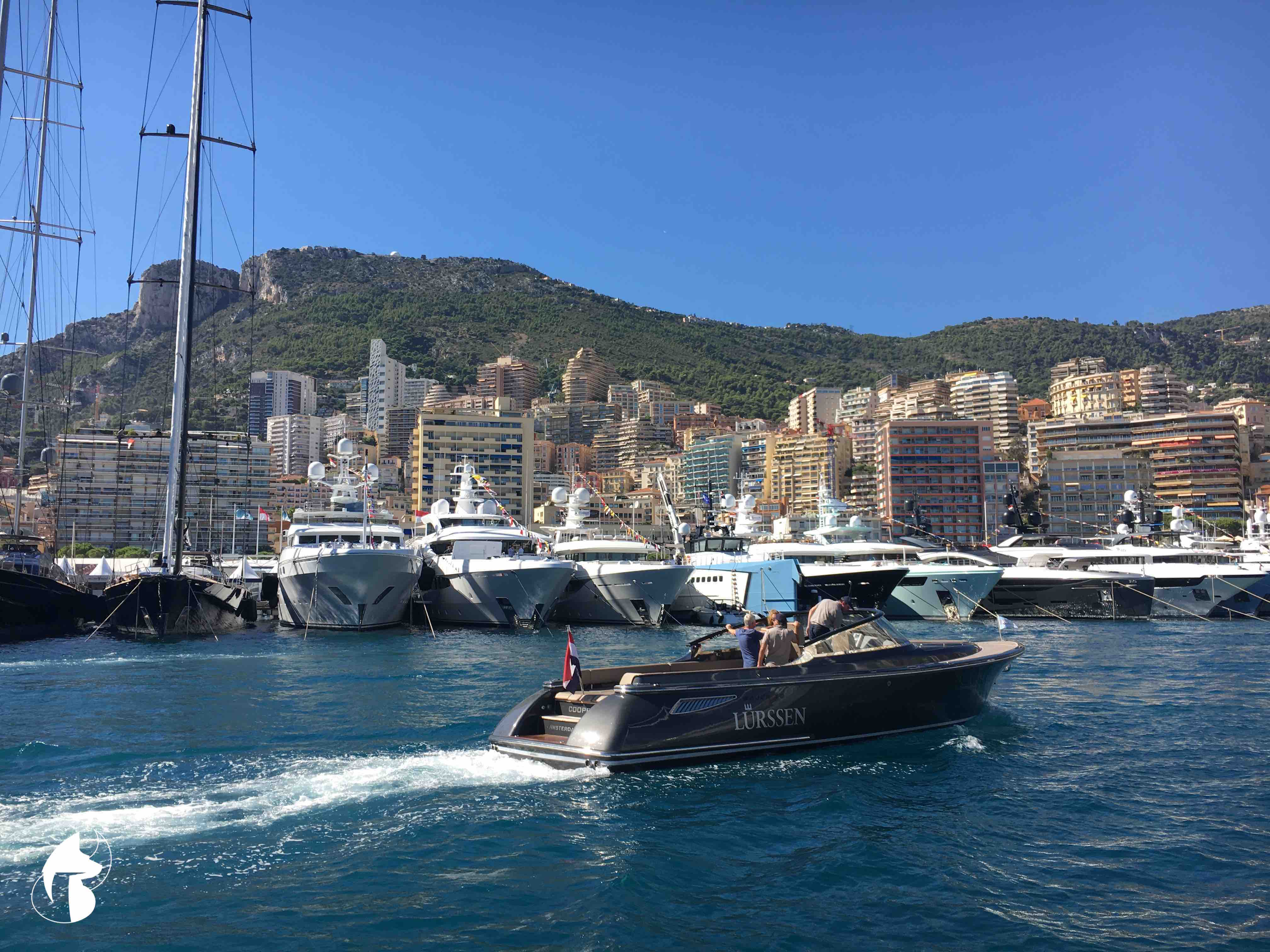The world's leading super yacht event.... Monaco Yacht Show