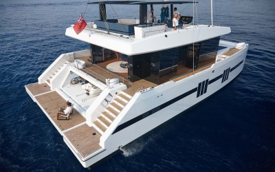 Sunreef 68 Supreme Sailing NEW