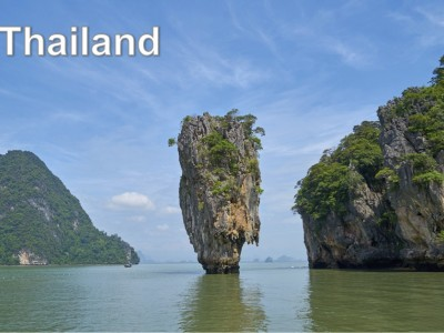 Thailand as a winter charter destination