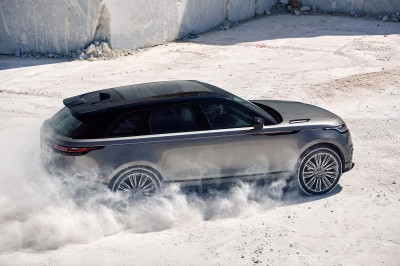 World Premiere of the Range Rover Velar