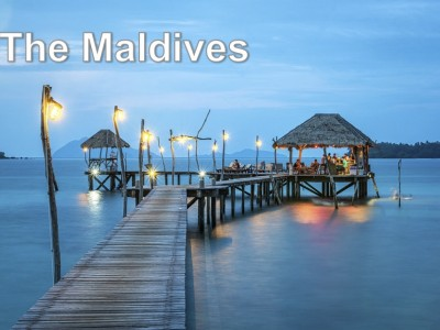 The Maldives as a winter charter destination